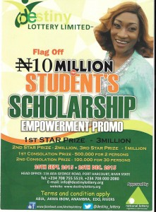 N10m Students' Scholarship
