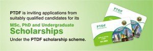 Apply for 2015 PTDF Undergraduate Scholarship