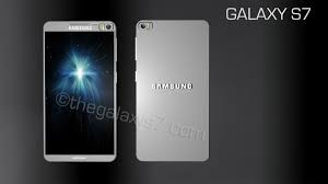 The new Samsung s7